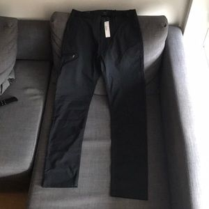 New navy 30x32 J Crew 484 Slim Stretch Tech Pants
